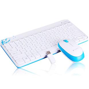Logitech罗技 MK240【白色】无线键鼠套装