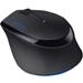 罗技MK345无线键鼠套装2.4GHz无线链接人体工学畅想舒适
